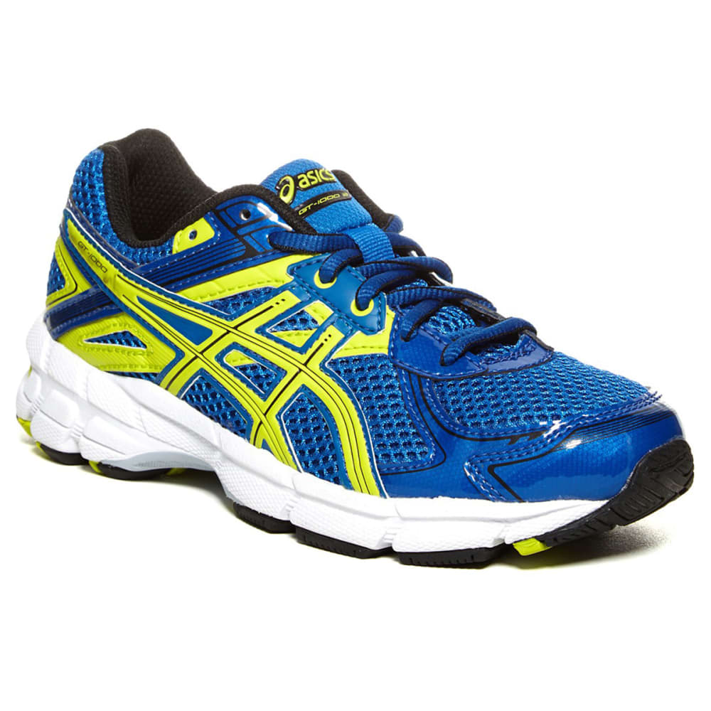 ASICS Boys' GT-1000 2 GS Running Shoes - HORIZON BLUE