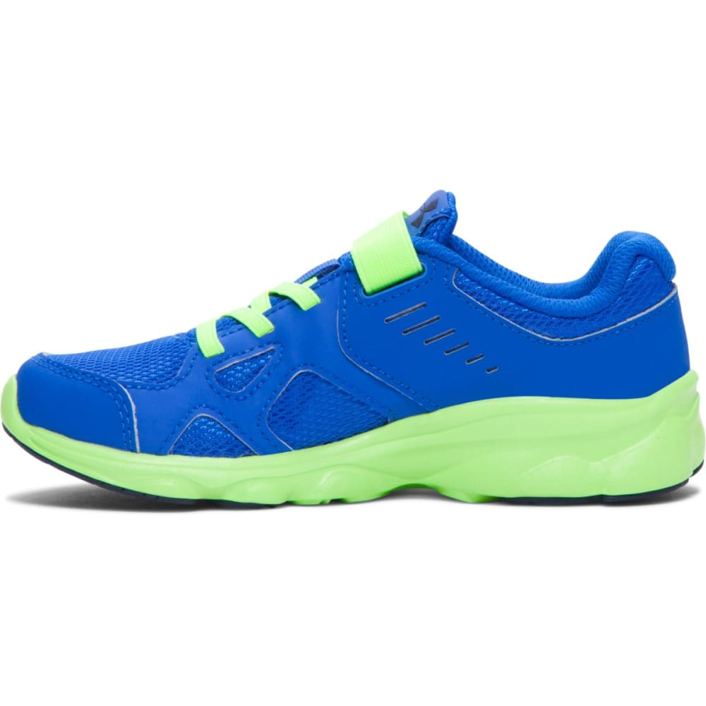 UNDER ARMOUR Boys' Pace Running Shoes AC - ULTRA BLUE