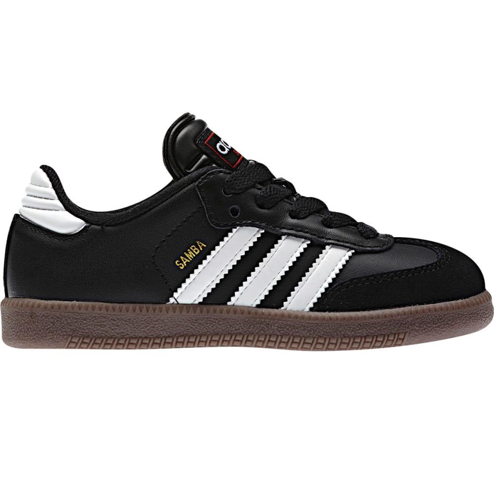 adidas Kids' Samba Classic Soccer Shoe - BLK/WHT