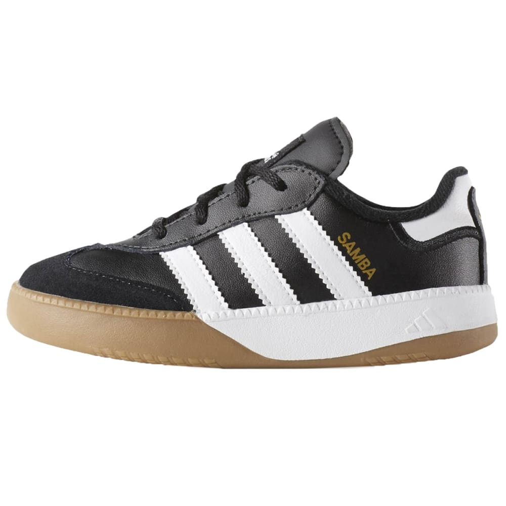 ADIDAS Toddlers' Samba Soccer Shoes - BLACK