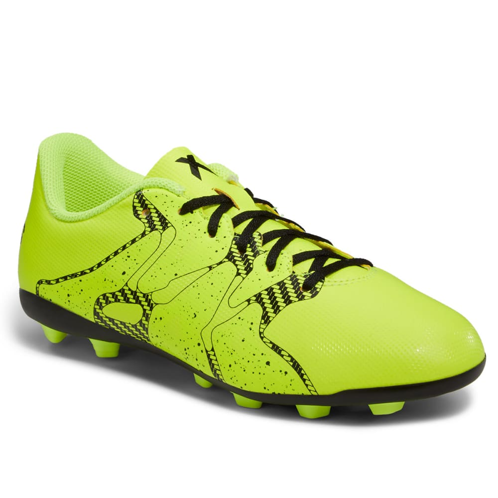 Adidas Kids Chaos Entry Fxg Soccer Cleat - Yellow, 3.5