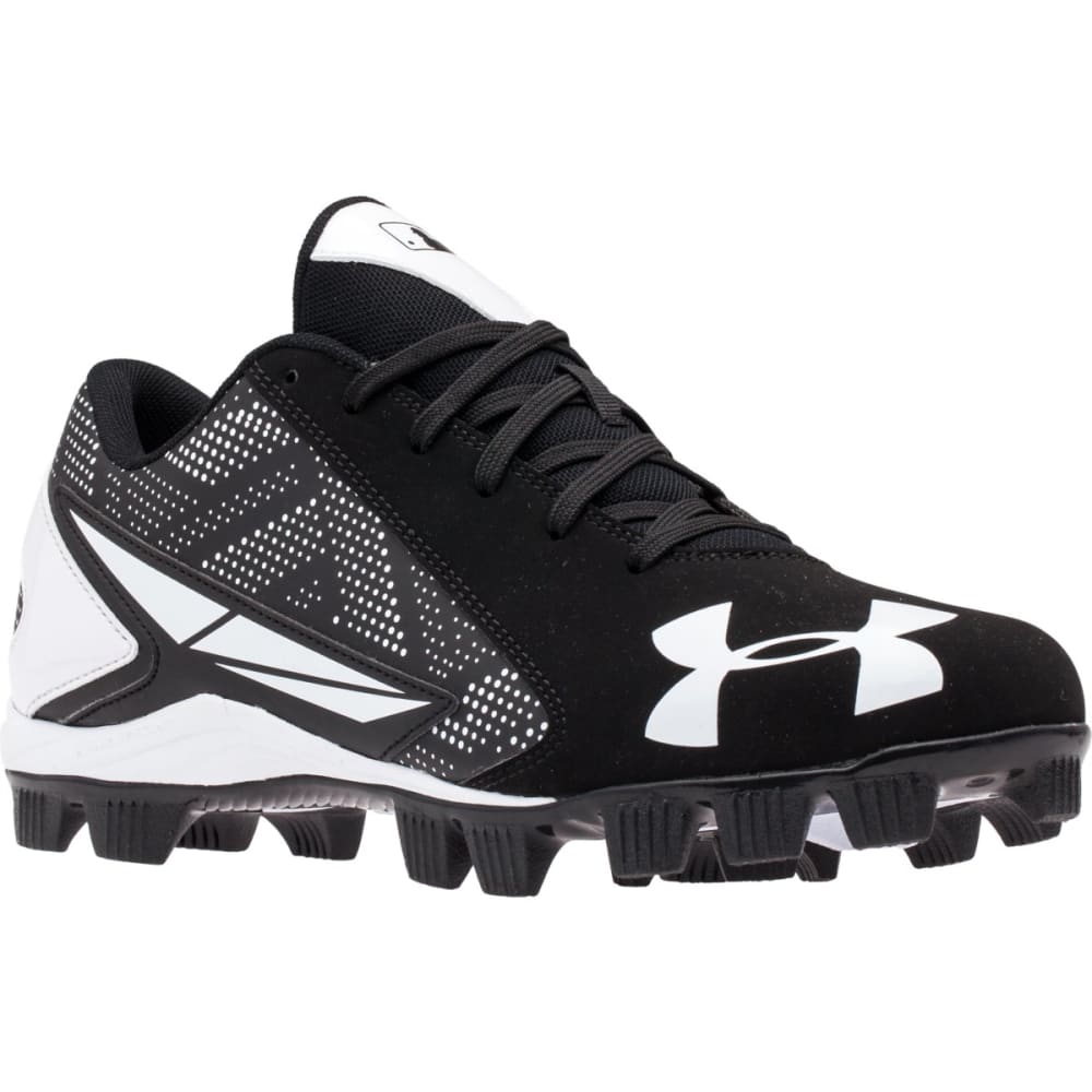 UNDER ARMOUR Youth Leadoff Low RM - BOYS' BLACK