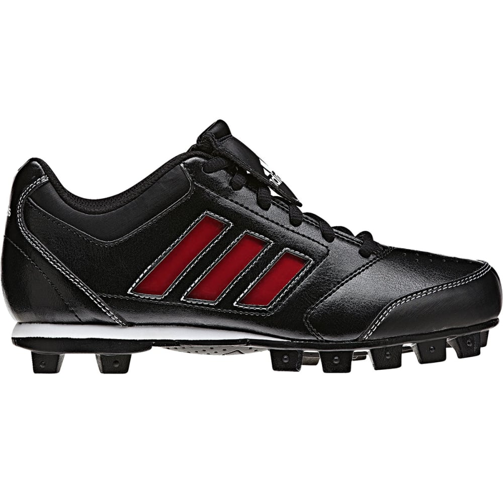 ADIDAS Kids' Change Up MD 2 K Baseball Cleats, Black - BLACK-001