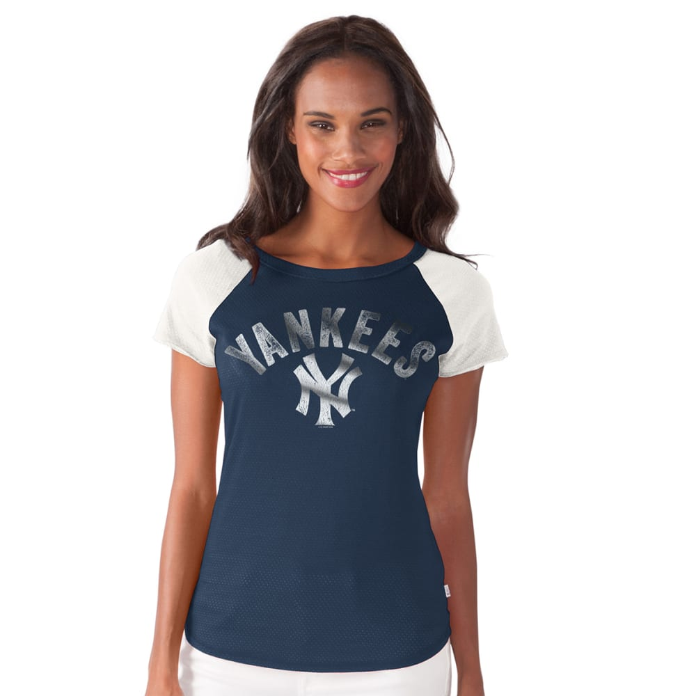 NEW YORK YANKEES Women's Home Game Tee - YANKEES