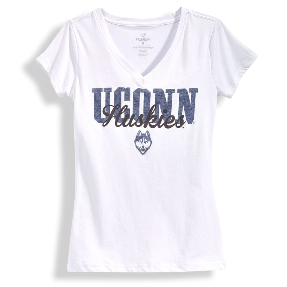 UCONN Women's Open Frame Short-Sleeve Tee - UCONN