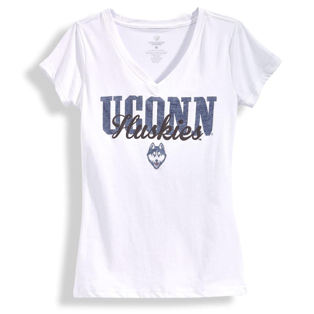 UCONN Women's Open Frame Short-Sleeve Tee - UCONN