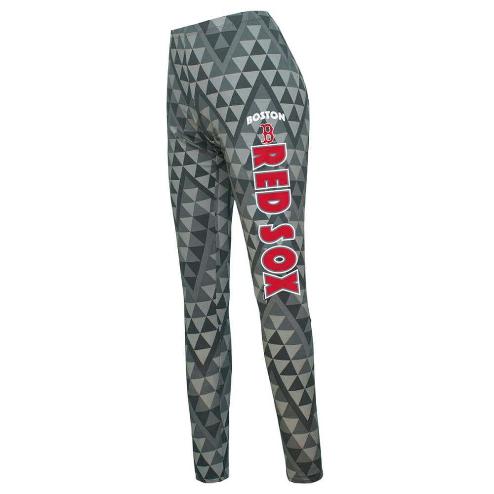 BOSTON RED SOX Women's Ambition Grey Legging - NAVY