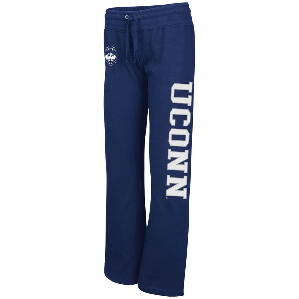 UCONN Women's Omega Fleece Pants - MULTI