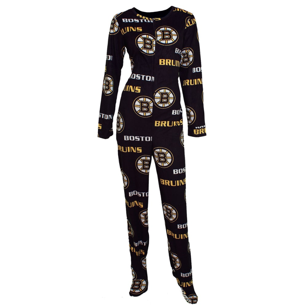 BOSTON BRUINS Women's Façade Union Suit - MULTI