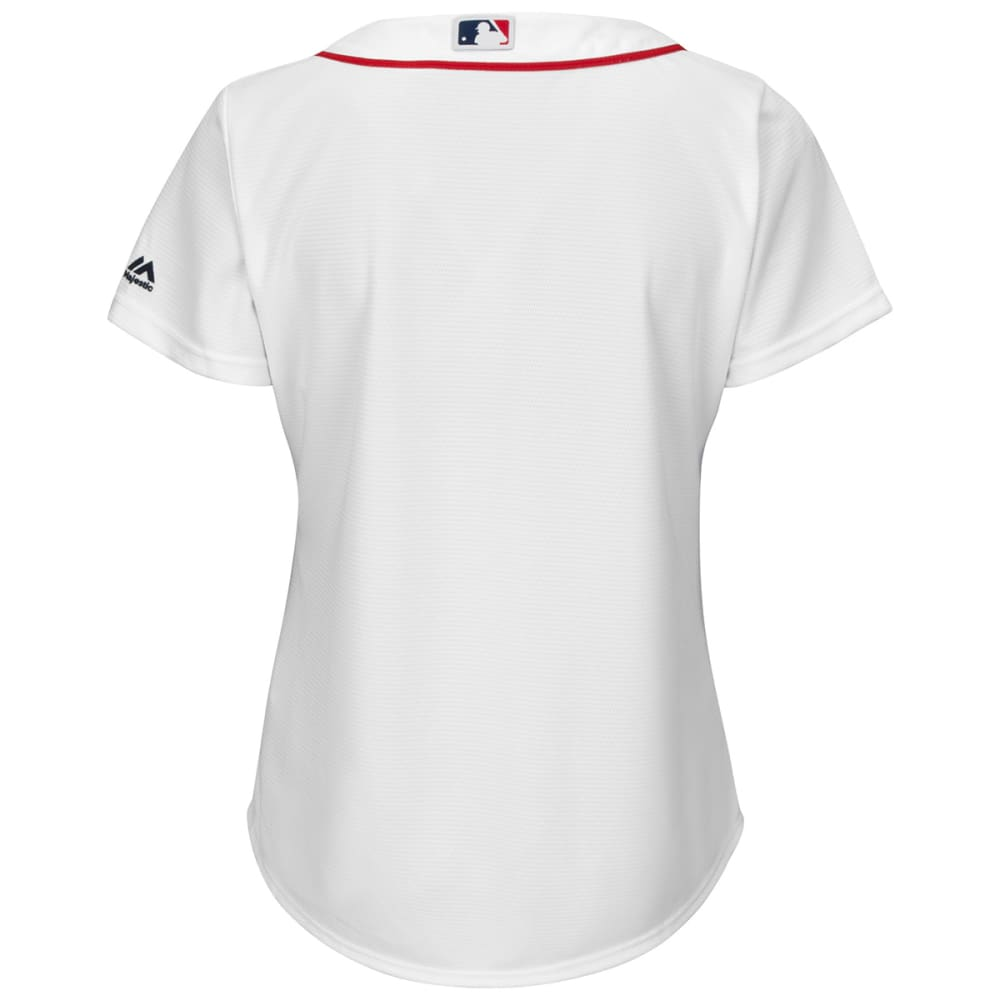 BOSTON RED SOX Women's Cool Base Home Jersey - NAVY