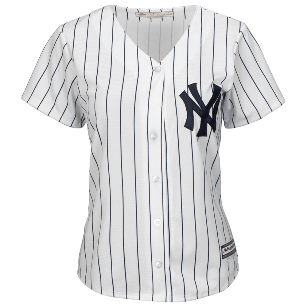 NEW YORK YANKEES Women's Cool Base Home Jersey - NAVY