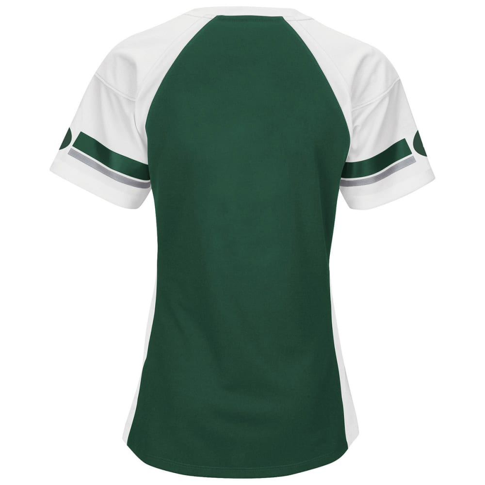 NEW YORK JETS Women's Draft Me Team Jersey - GREEN