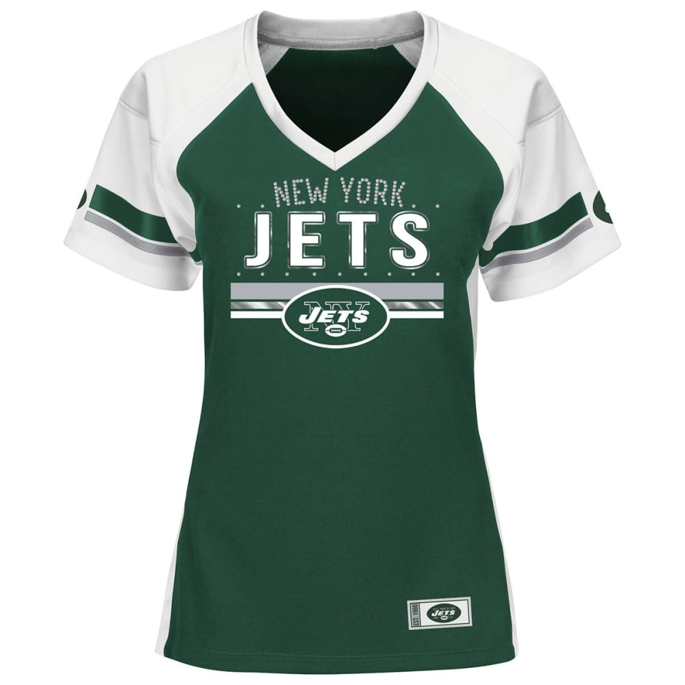 NEW YORK JETS Women's Draft Me Team Jersey
