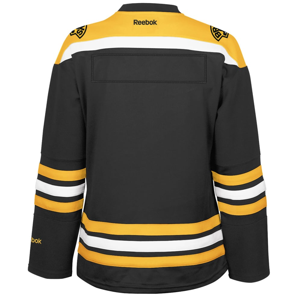 BOSTON BRUINS Women's Black Premier Jersey - BLACK