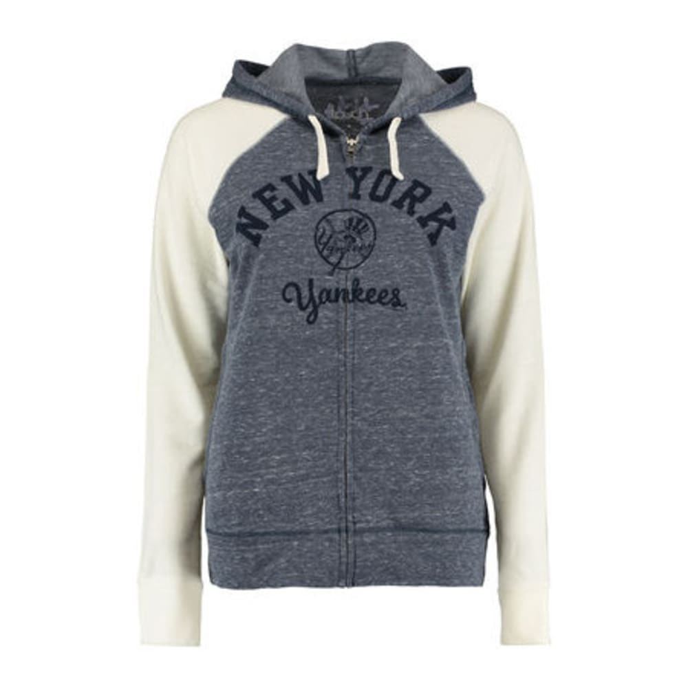 NEW YORK YANKEES Women's First Pick Hoodie - YANKEES