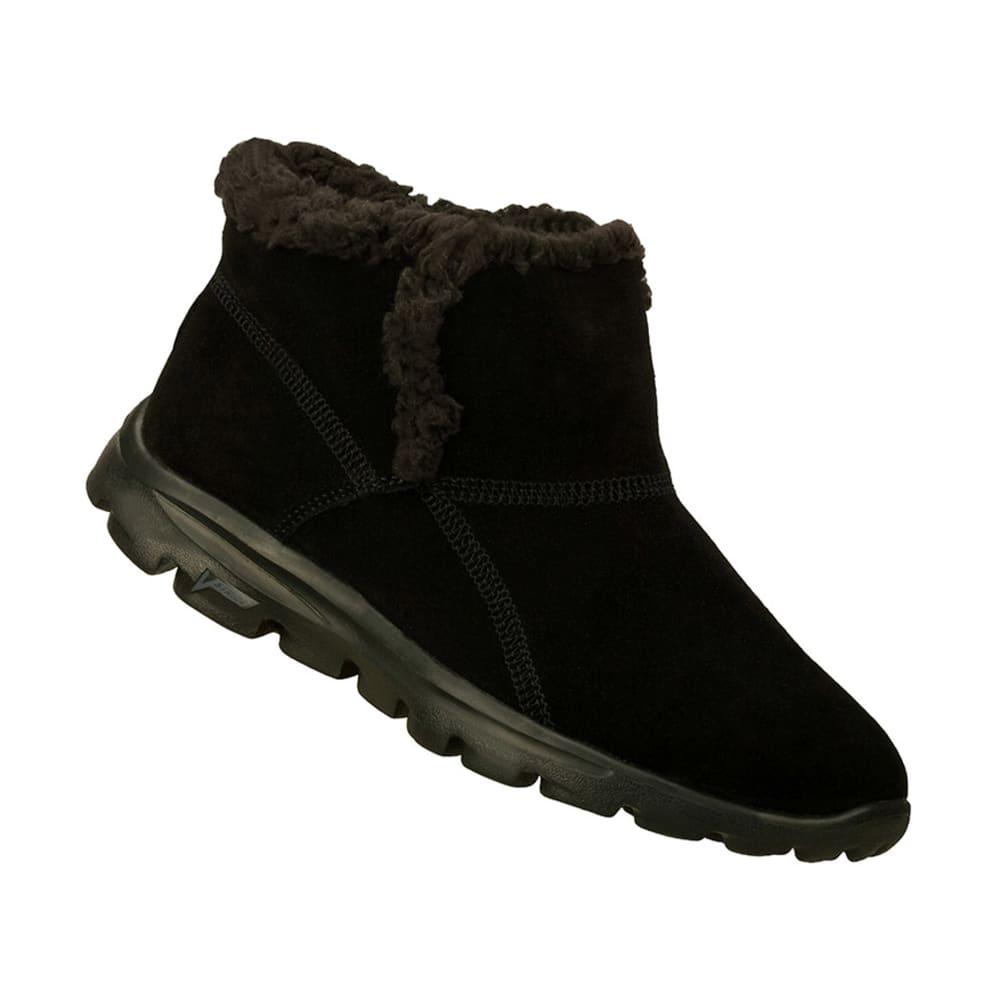 Skechers Women's On The Go Chugga Boot - Black - BLACK