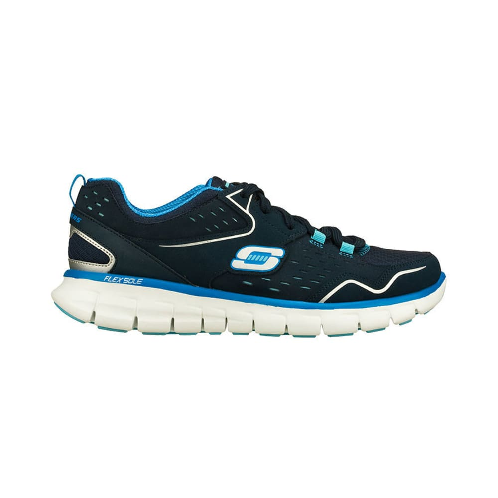 SKECHERS Women's Synergy - A Lister Training Shoes - NAVY/BLUE