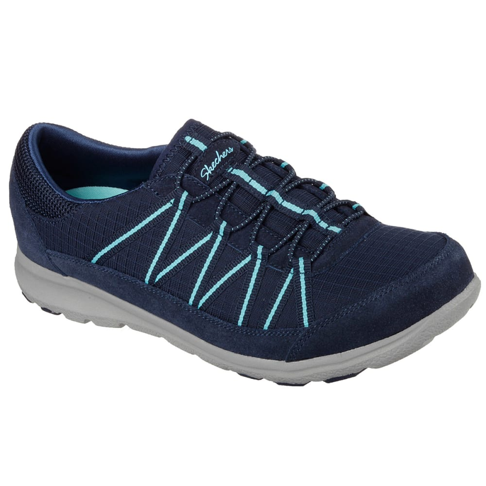 SKECHERS Women's Relaxed Fit: Dreamchaser – Romantic Trail Comfort Shoes - BLUE