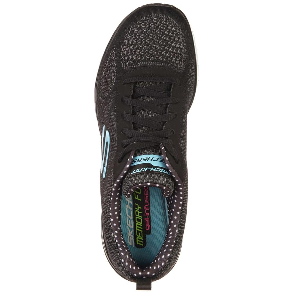 SKECHERS Women's Skech-Air Infinity Shoes - BLACK