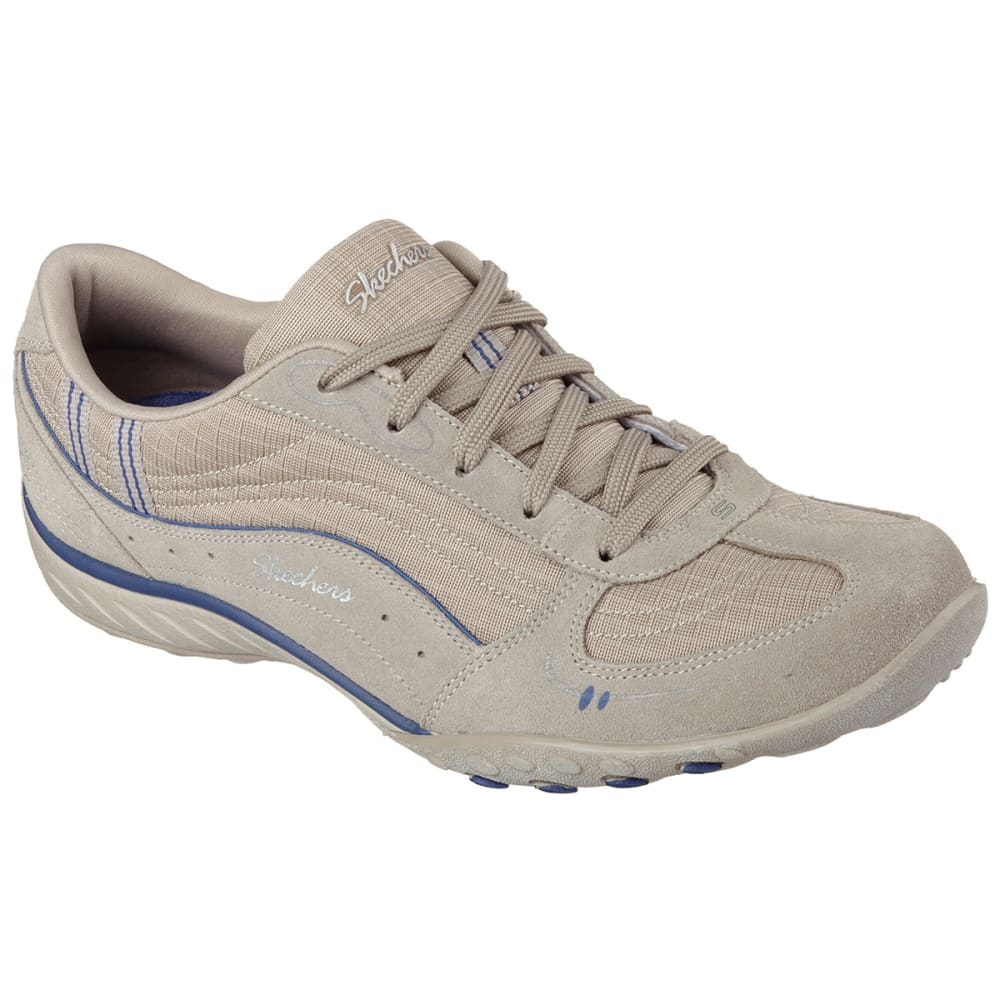 SKECHERS Women's Relaxed Fit® Breathe Easy Shoes - SAND