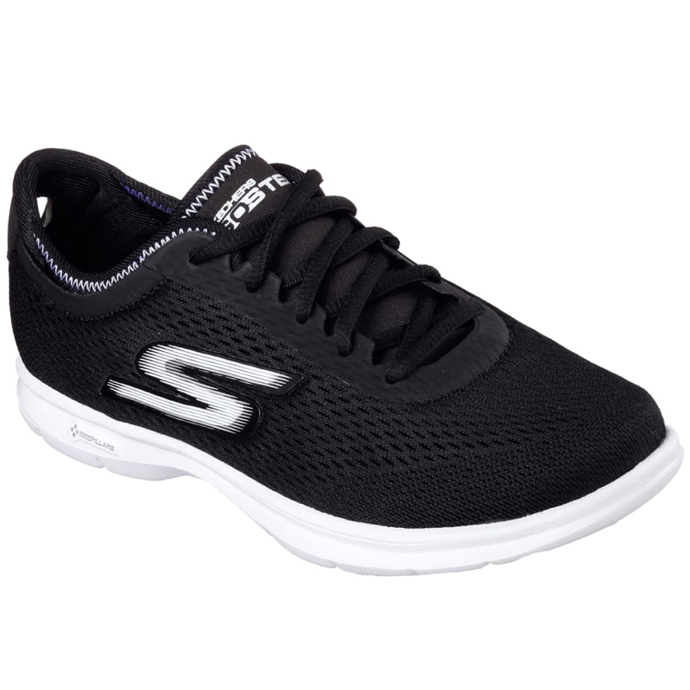 SKECHERS Women's GO STEP-Sport Sneakers - BLACK