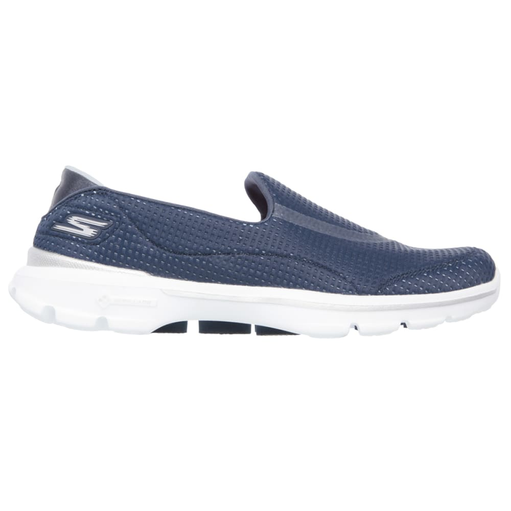 SKECHERS Women's GOwalk 3-Unfold Shoes - ANCHOR BLUE