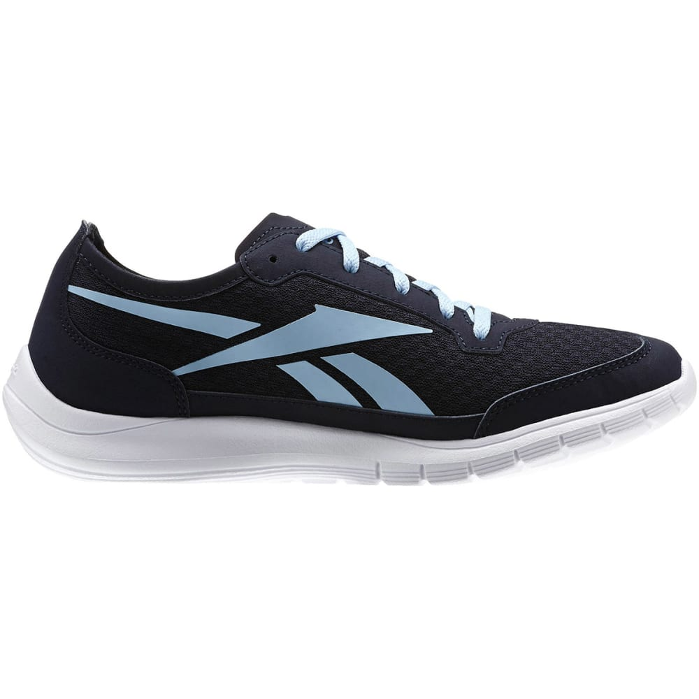 REEBOK Women's Sport Ahead Action RS Sneakers - FOAM