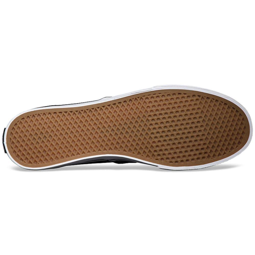 VANS Unisex Authentic Lo Pro Shoes - BLACK/WHITE -GYQ6BT