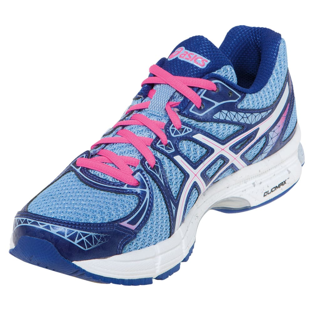 ASICS Women's GEL-Exalt 2 Running Shoes - BLUE/WHITE/PINK