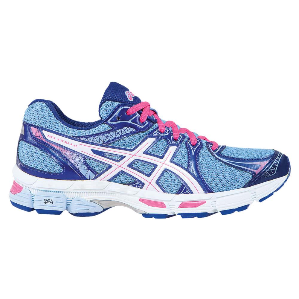 ASICS Women's GEL-Exalt 2 Running Shoes - BLUE/WHITE/PINK