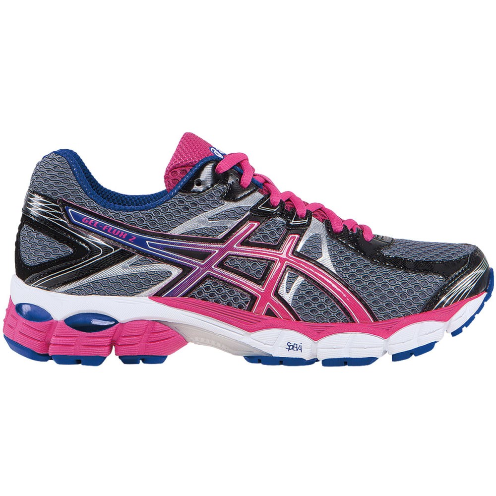 ASICS Women's GEL Flux 2 Road Running Shoes - ONYX