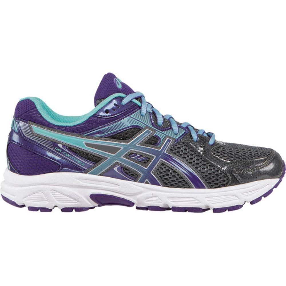 ASICS Women's Gel-Contend 2 Running Shoes - CHARCOAL