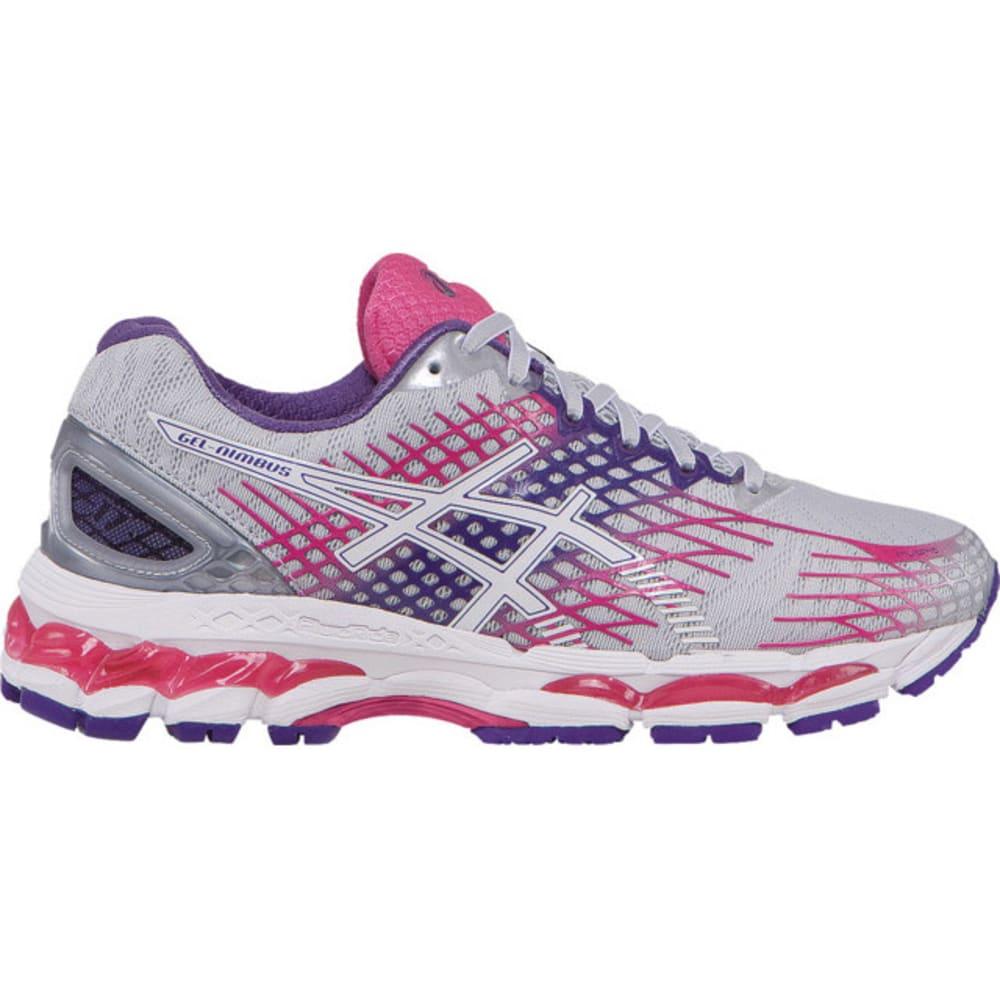 ASICS Women's GEL-Nimbus 17 Running Shoes - GRAY