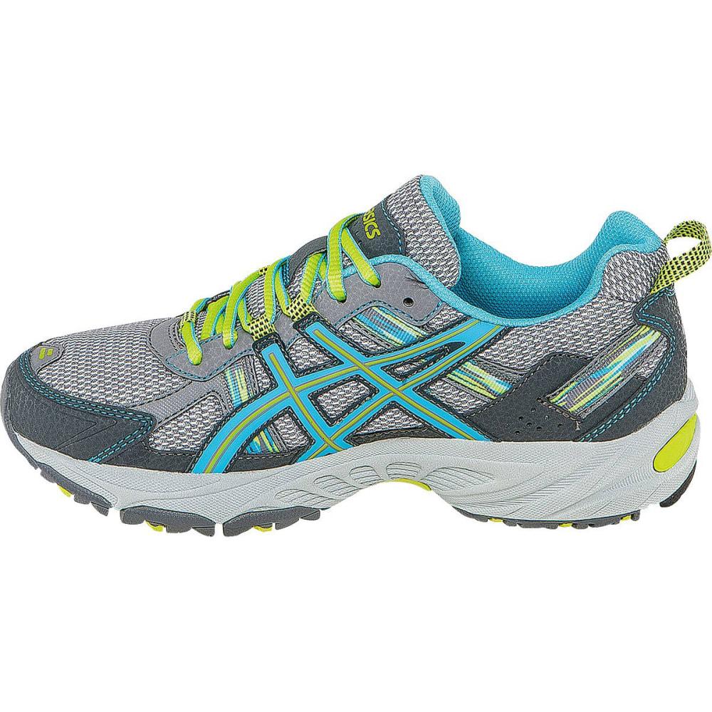 ASICS Women's GEL-Venture 5 Trail Running Shoes, Wide - SILVER