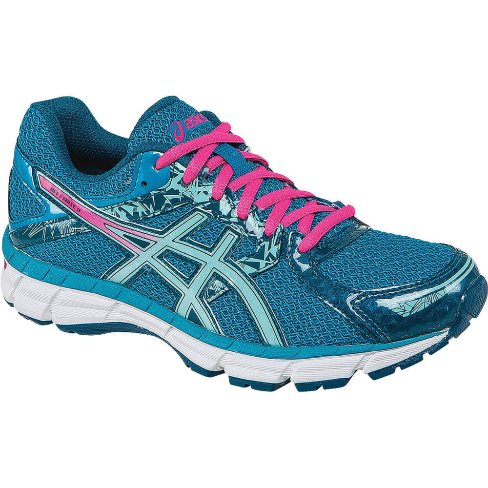 ASICS Women's Gel Excite 3 Running Shoes - TURQUOISE