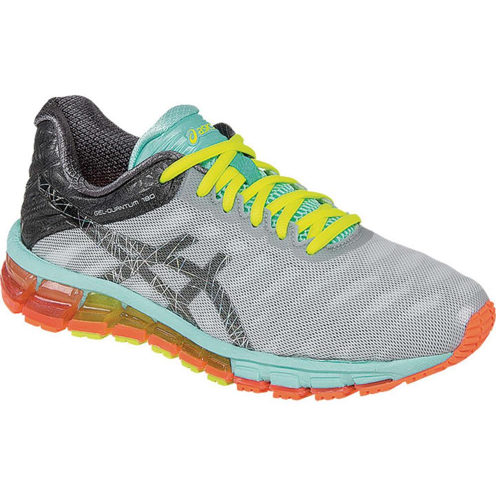 ASICS Women's Gel-Quantum 180™ Running Shoes - OVERCAST GREY/VELOCI