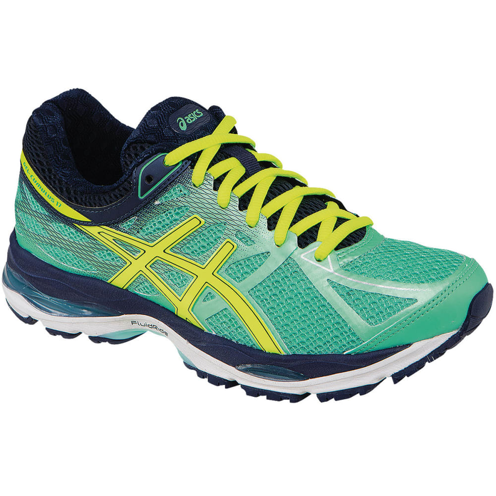 ASICS Women's GEL-CUMULUS® 17 Running Shoes - AQUA