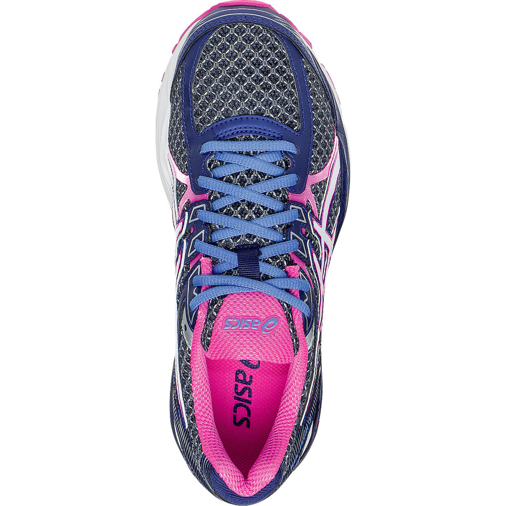 ASICS Women's Gel-Flux 3 Running Shoes - NAVY/CORAL