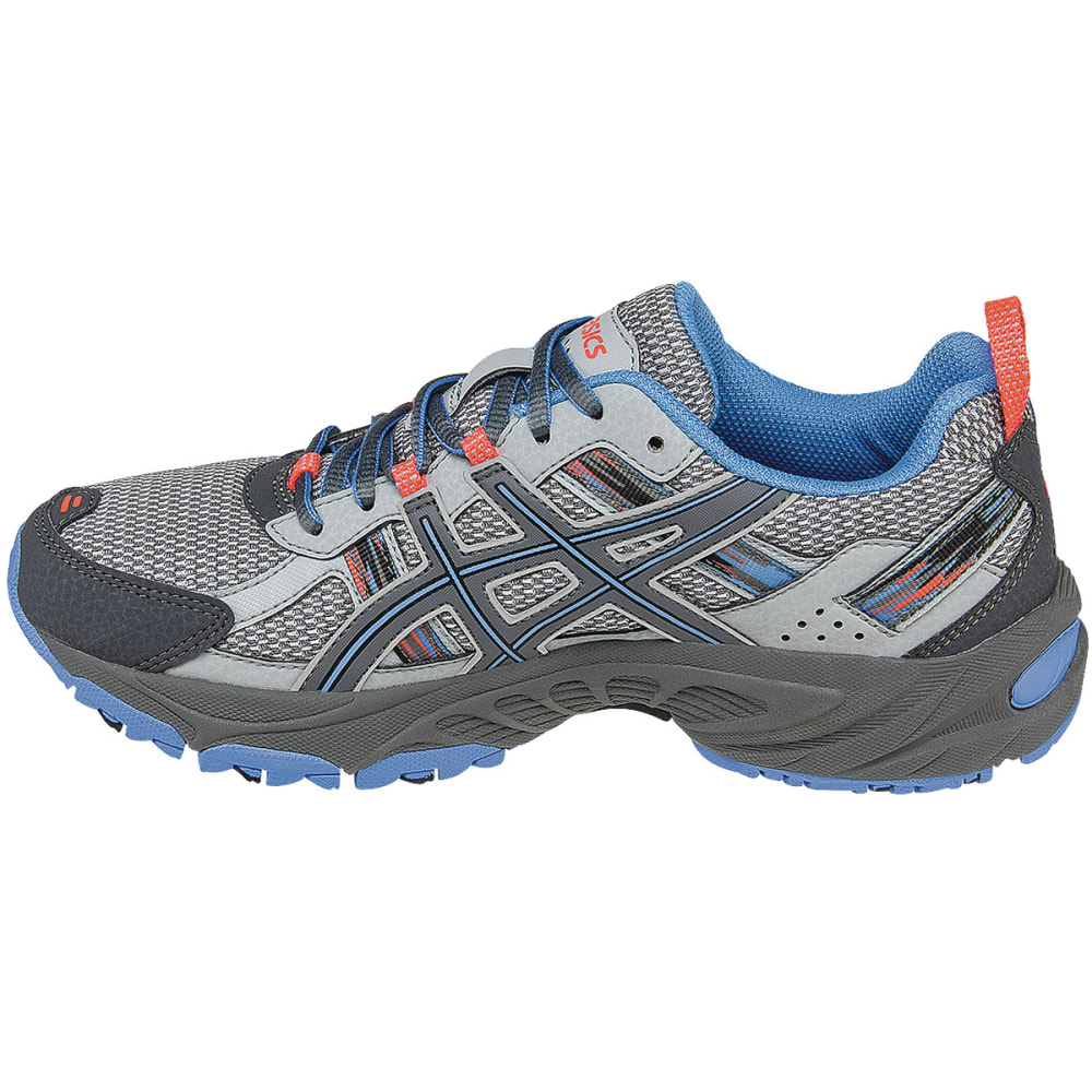 ASICS Women's GEL-Venture® 5 Running Shoes, Medium Width - SILVER GREY/CARBON/B