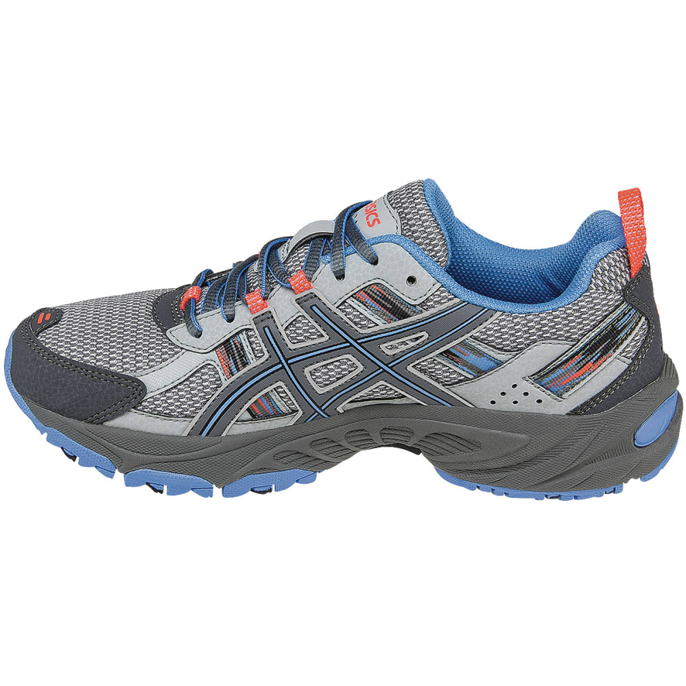 ASICS Women's GEL-Venture® 5 Running Shoes, Wide Width - SILVER GREY/CARBON/B