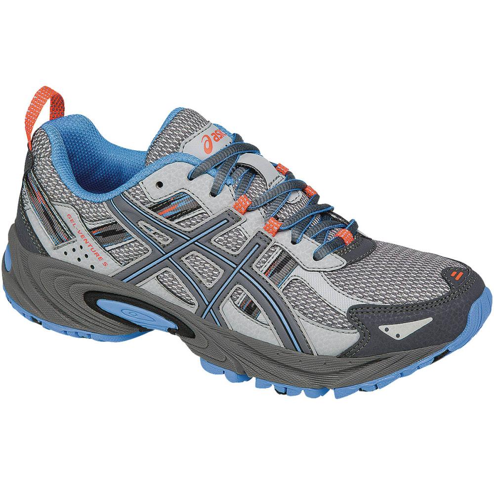 ASICS Women's GEL-Venture® 5 Running Shoes, Wide Width - SILVER GREY/CARBON/B
