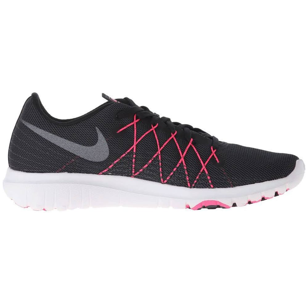 NIKE Women's Flex Fury 2 Running Shoes - BLACK