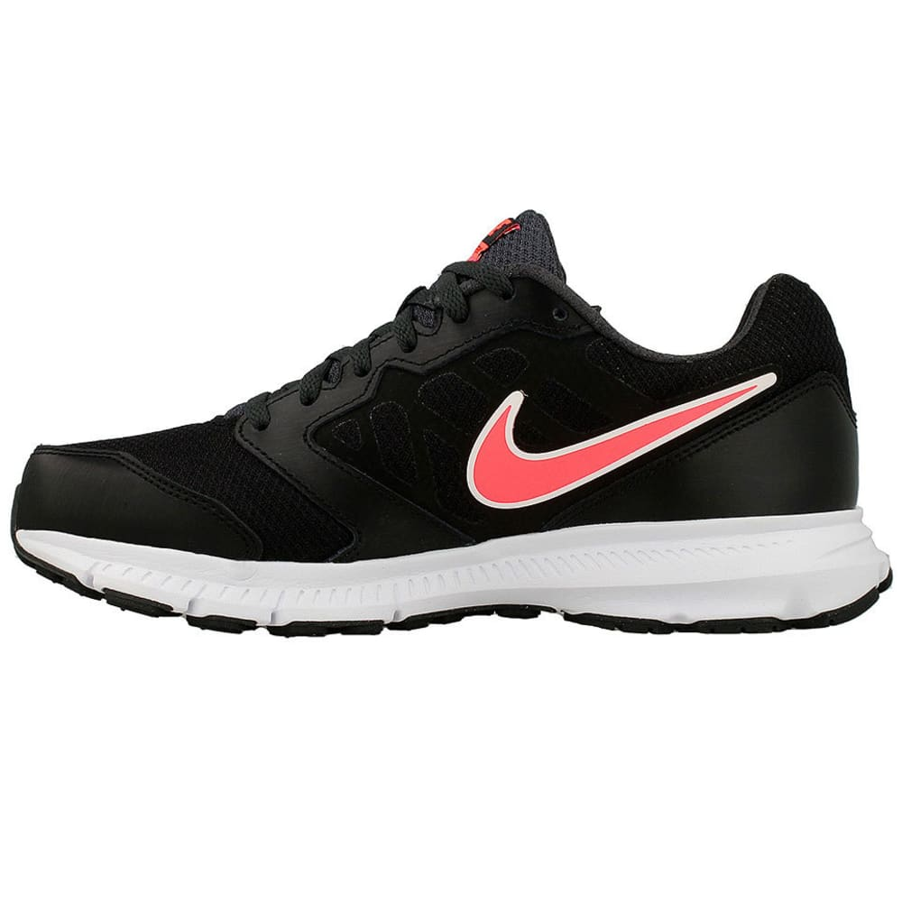 NIKE Women's Downshifter 6 Running Shoes - BLK/ANTH/PUNCH-002