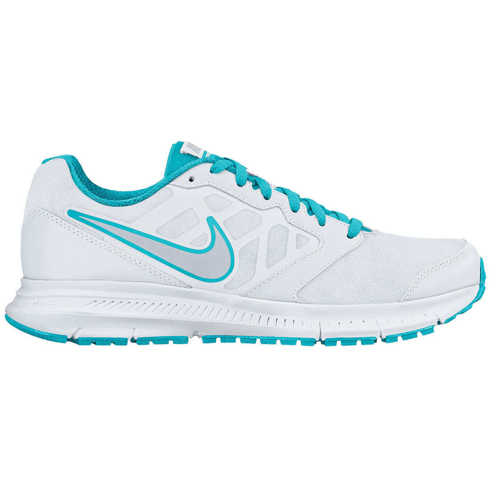 NIKE Women's Downshifter 6 Running Shoes - WHT/GAMMA BLUE-130