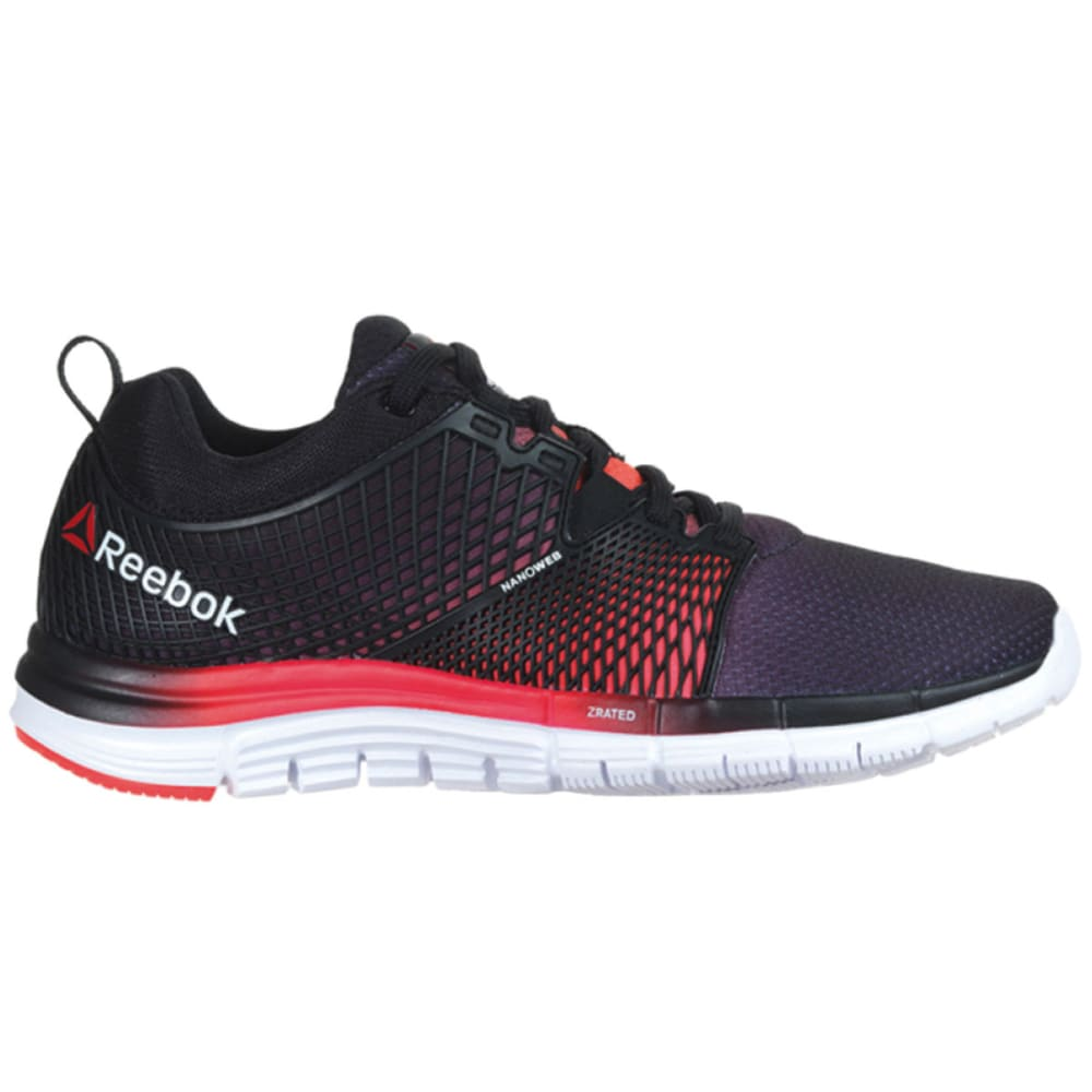 REEBOK Women's Z-Quick Dash Sneakers - BLACK