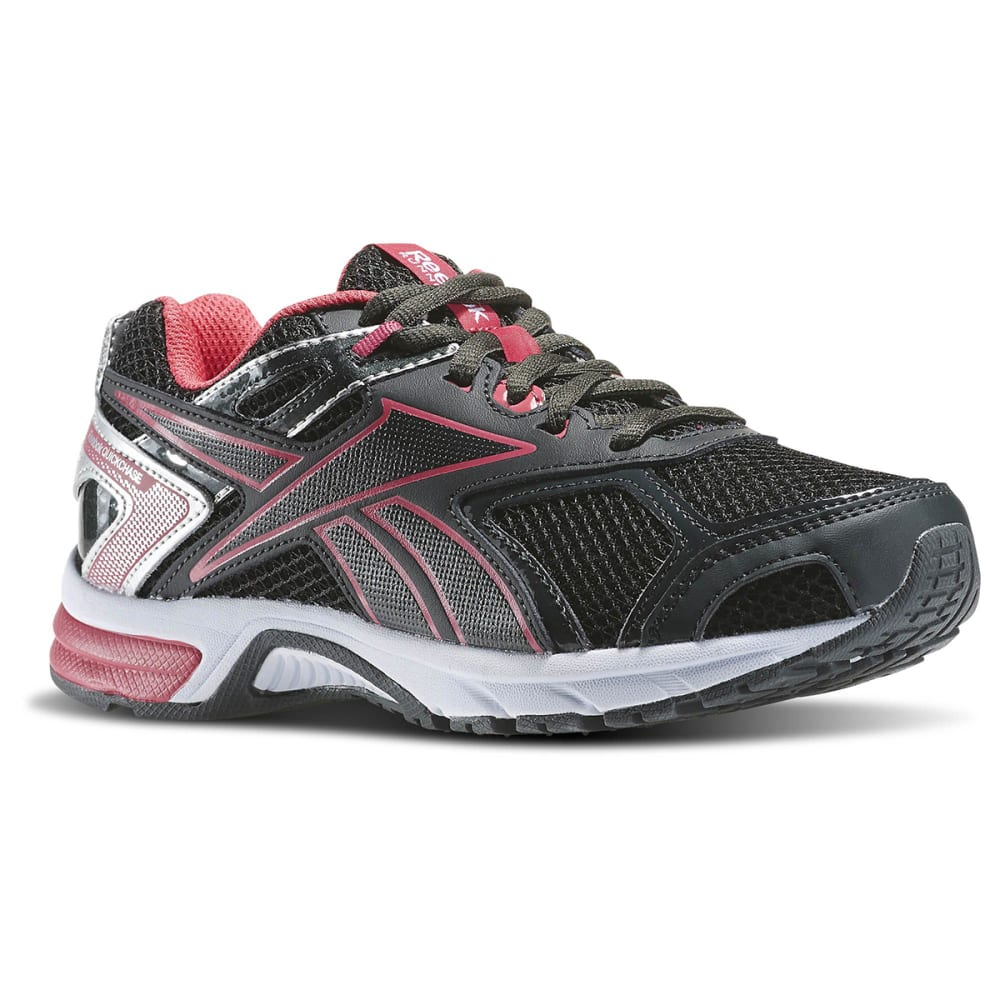 REEBOK Women's QuickChase Running Sneakers - BLACK