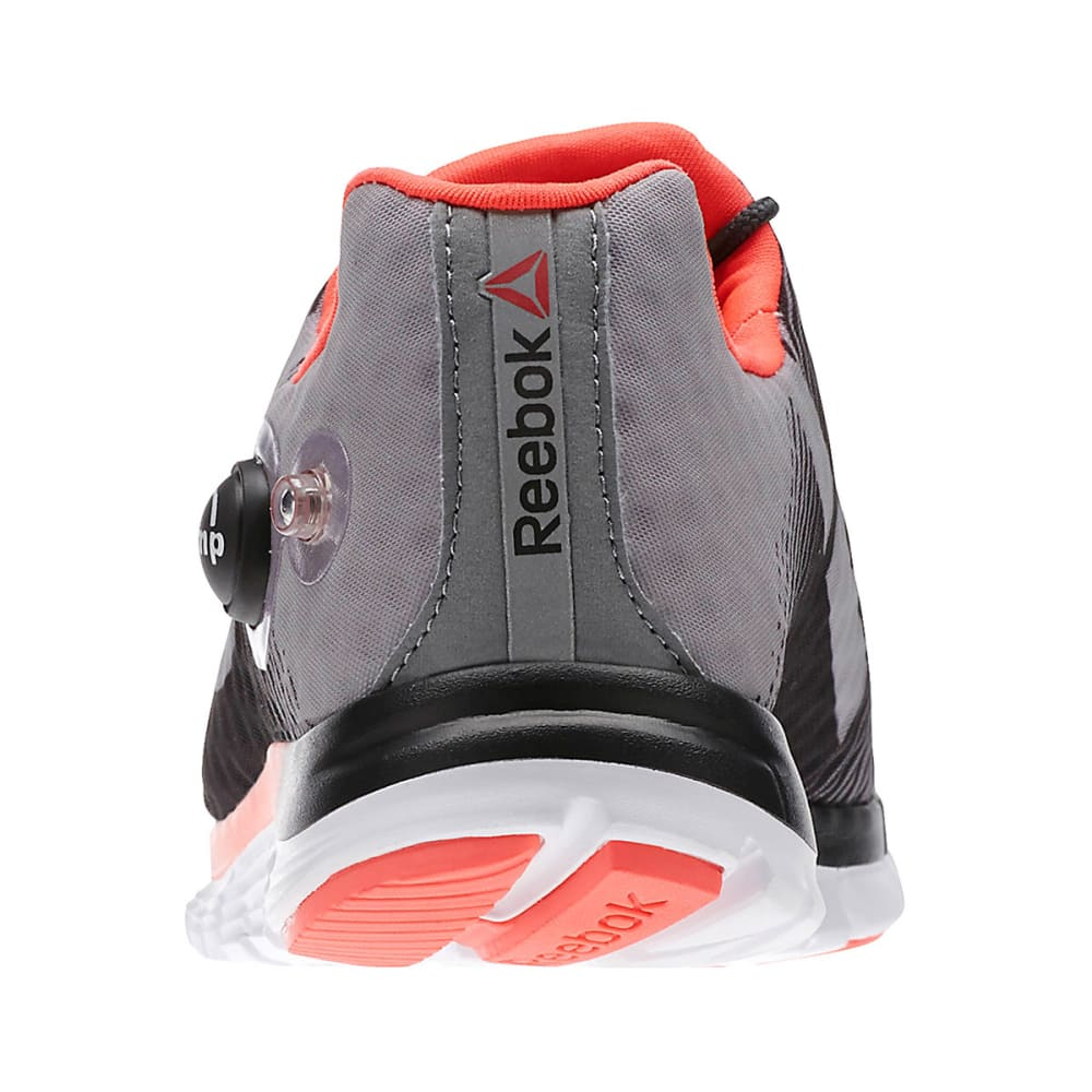 REEBOK Women's ZPump Fusion MSH Sneakers - GREY