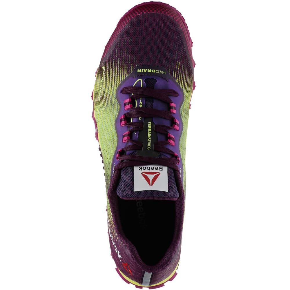 REEBOK Women's All Terrain Super 2.0 Trail Shoes - FUCHSIA