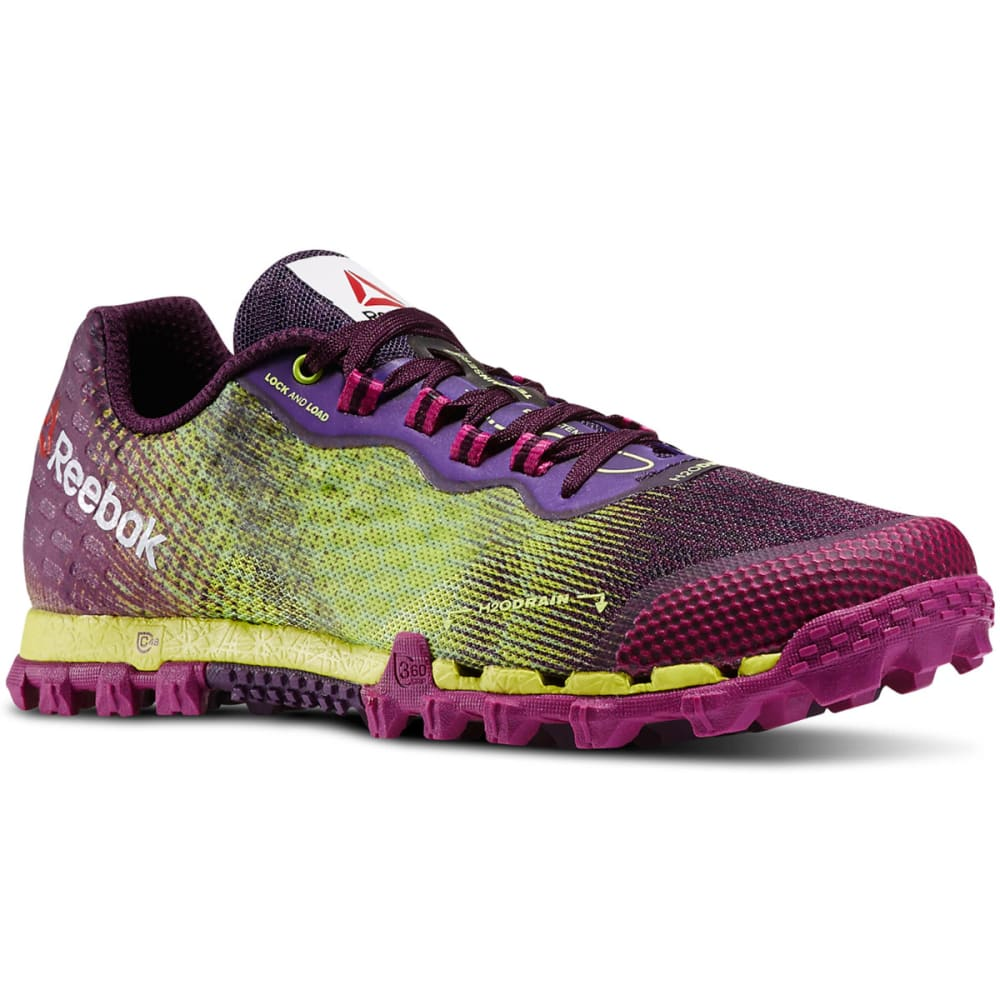 REEBOK Women's All Terrain Super 2.0 Trail Shoes 5