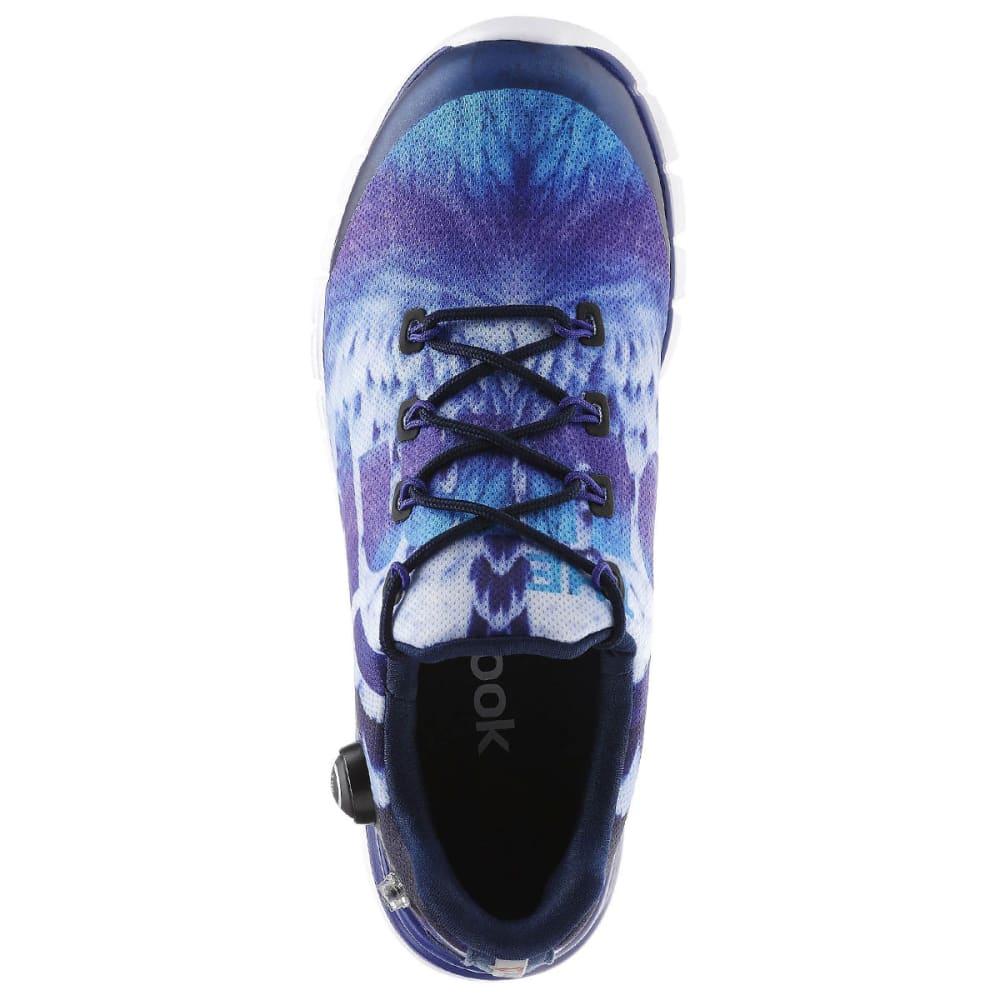 REEBOK Women's ZPump Fusion Sneakers - PURPLE